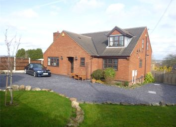 Thumbnail 4 bed detached house for sale in Hassock Lane North, Shipley, Heanor, Derbyshire