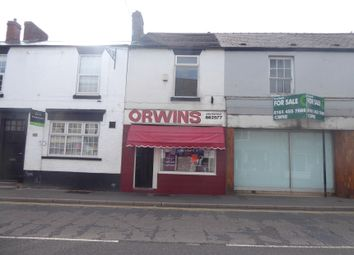 Thumbnail Terraced house for sale in J Orwin & Son, 75 High Street, Clay Cross, Chesterfield, Derbyshire