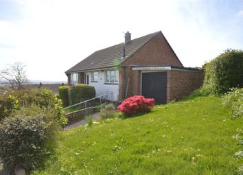 Thumbnail 2 bed detached bungalow for sale in Croft Chase, Exeter, Devon