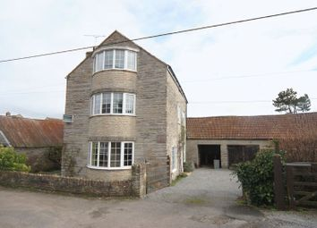 Thumbnail 4 bed property for sale in Kingsdon, Somerton