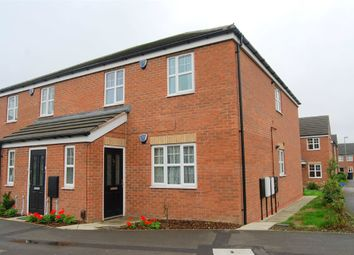 Thumbnail 2 bedroom flat for sale in Ashwood Avenue, Kirkby-In-Ashfield, Nottingham