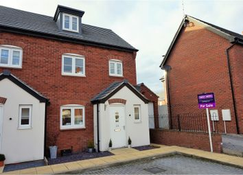 3 bed town house for sale in Pearl Brook Avenue, Stafford ST16