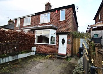 Thumbnail 2 bed semi-detached house for sale in Clive Road, Newcastle-Under-Lyme