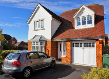 Thumbnail 4 bed detached house for sale in Lime Trees, Tonbridge