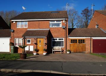Thumbnail 3 bedroom semi-detached house for sale in Kingham Close, Redditch