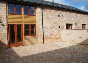Thumbnail 2 bedroom barn conversion to rent in Secmaton Lane, Dawlish