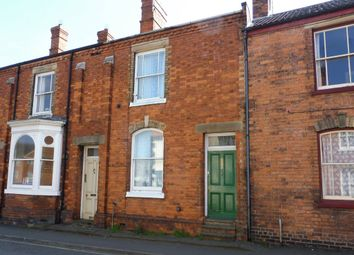 Thumbnail 3 bed terraced house to rent in Queen Street, Louth