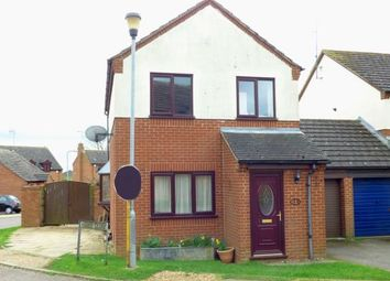 Thumbnail 3 bedroom detached house for sale in Harry Close, Long Buckby, Northampton, Northamptonshire