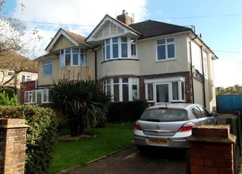 Thumbnail 3 bed semi-detached house to rent in Rough Common, Canterbury