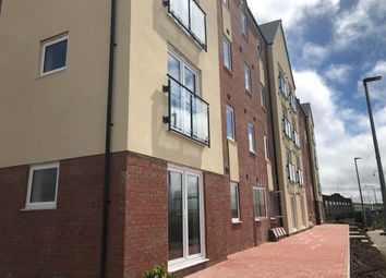 Thumbnail 1 bed flat to rent in Lysaght Village, Newport