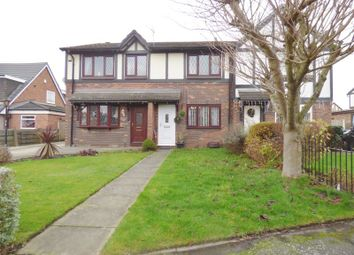 Thumbnail 2 bed town house for sale in Rothay Drive, Penketh, Warrington