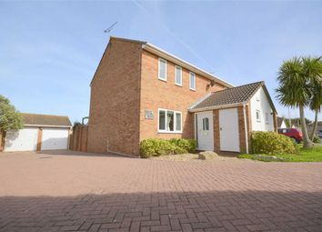 Thumbnail 3 bed semi-detached house for sale in Teynham Close, Palm Bay, Kent