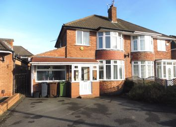 Thumbnail 3 bed property to rent in Mayswood Road, Solihull