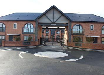 Thumbnail 2 bed flat for sale in Barton Turn, Barton Under Needwood, Burton-On-Trent