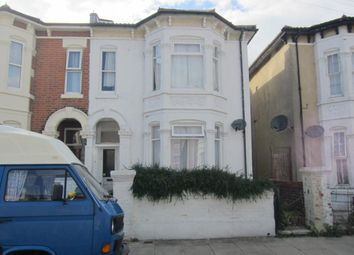 Thumbnail 7 bed property to rent in Albert Grove, Southsea