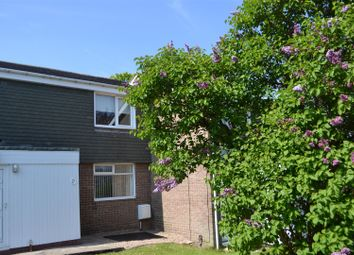 Thumbnail 2 bed flat for sale in Merrion Close, Moorside, Sunderland