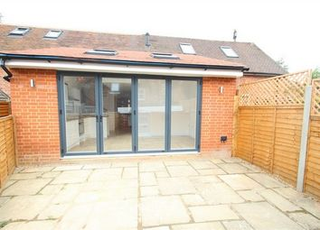 Thumbnail 1 bed terraced house for sale in Weston Road, Guildford, Surrey