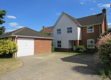 Thumbnail 4 bedroom property to rent in Maids Cross Hill, Lakenheath, Brandon