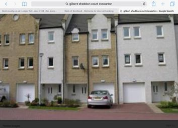 Thumbnail 2 bed flat to rent in Gilbert Sheddon Court, Stewarton