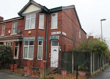 Thumbnail 2 bed end terrace house for sale in Delamere Road, Levenshulme, Manchester