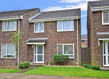 Thumbnail 3 bed semi-detached house for sale in Olivers Mill, New Ash Green, Longfield, Kent