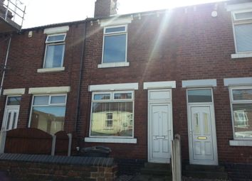 Thumbnail 2 bed terraced house to rent in Cambridge Street, Clifton, Rotherham