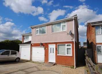 Thumbnail 4 bed semi-detached house for sale in Jellicoe Way, Braintree