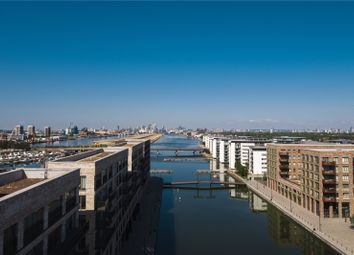 Royal Albert Wharf Riverside, Docklands, London E16. 2 bed flat