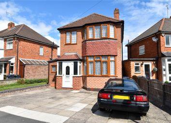 3 bed detached house for sale in Sylvan Avenue, Northfield, Birmingham B31