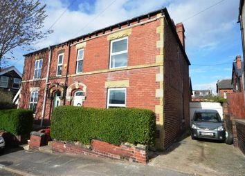 Thumbnail 4 bedroom property to rent in Woodbank Crescent, Meersbrook