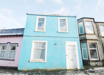 Thumbnail 3 bed terraced house for sale in 253, Marine Parade Glenan Hunters Quay, Dunoon PA238Hj