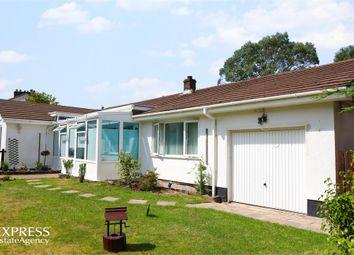 Thumbnail 4 bed detached bungalow for sale in Tremar Lane, St Cleer, Liskeard, Cornwall