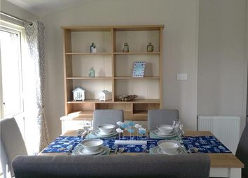 Thumbnail 2 bed lodge for sale in Ty Mawr Holiday Park, Towyn, Conwy