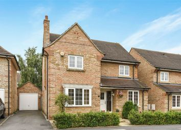 Thumbnail 4 bed detached house for sale in Victor Close, Shortstown, Bedford