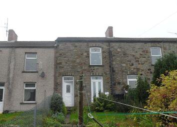 Thumbnail 3 bed cottage to rent in Pembroke Terrace, Varteg, Pontypool