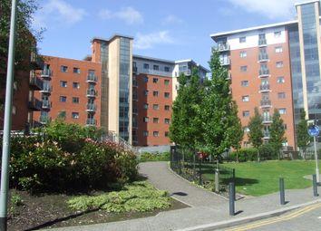 Thumbnail 2 bedroom flat to rent in City Walk, Leeds