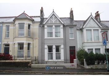 Thumbnail 1 bed flat to rent in Ford Park Road, Plymouth
