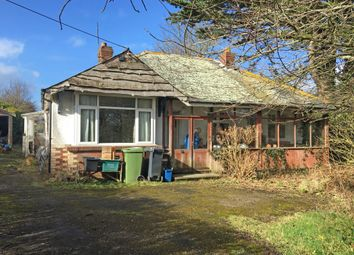Thumbnail 3 bed flat for sale in Fernwood, Tedburn St Mary, Exeter, Devon