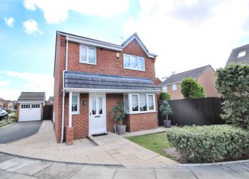 Thumbnail 3 bed detached house for sale in Lunt Avenue, Netherton