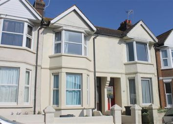 Thumbnail 3 bed end terrace house to rent in Reginald Road, Bexhill-On-Sea