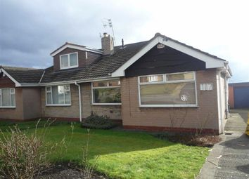 Thumbnail 2 bedroom semi-detached bungalow to rent in Gilda Road, Worsley, Manchester