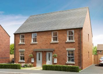 """Thumbnail 3 bedroom end terrace house for sale in """"Maidstone"""" at Bankside, Banbury"""