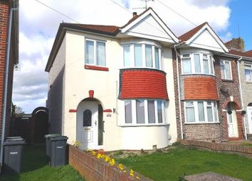 Thumbnail 3 bed end terrace house to rent in Frater Lane, Gosport
