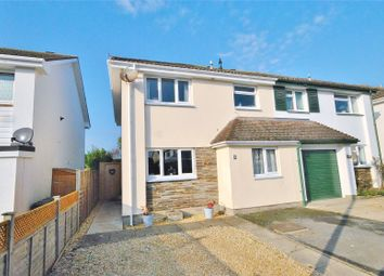 Thumbnail 4 bedroom semi-detached house for sale in Velator Drive, Velator, Braunton
