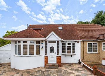 Thumbnail 3 bed semi-detached bungalow for sale in Vanburgh Close, Orpington