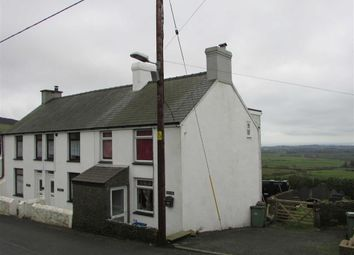 Thumbnail 2 bed end terrace house for sale in Llithfaen, Pwllheli