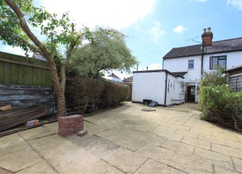 Thumbnail 2 bed semi-detached house for sale in Stanstead Road, Hoddesdon