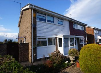 Thumbnail 3 bed semi-detached house to rent in The Drove Way, Istead Rise, Gravesend