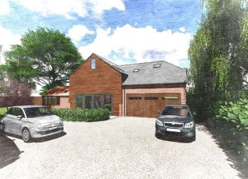 Thumbnail 4 bed detached house for sale in Beaconsfield Road, Farnham Royal, Slough