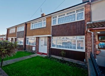 Thumbnail 4 bedroom terraced house for sale in Aylen Road, Copnor, Portsmouth